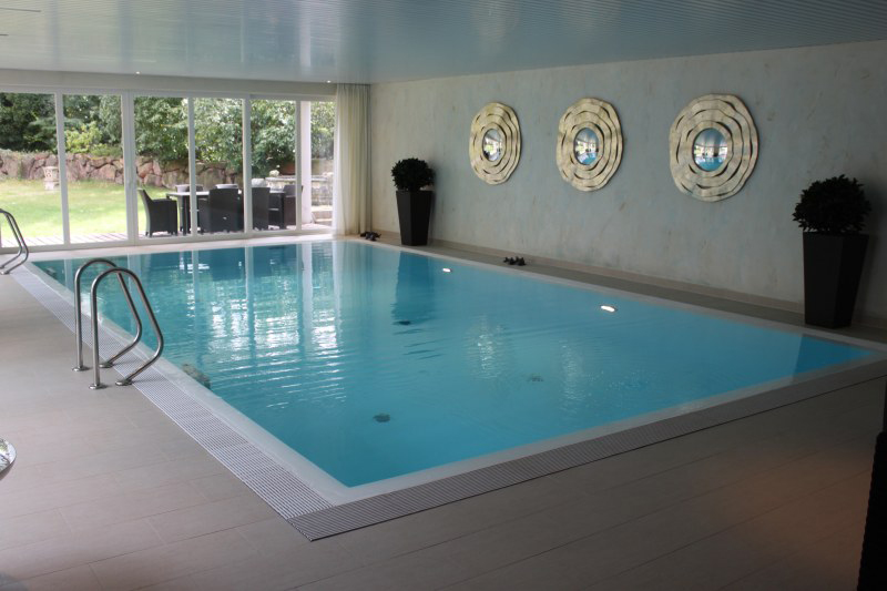 Referenzbild Hallenbad von Pro Pool