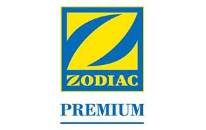 Logo von Zodiac Premium, Hersteller von Schwimmbecken Zubehör