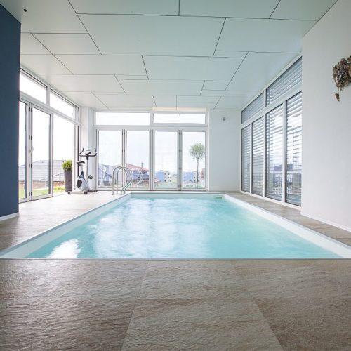 Schwimmbadtechnik in Dreiech, Hallenbad