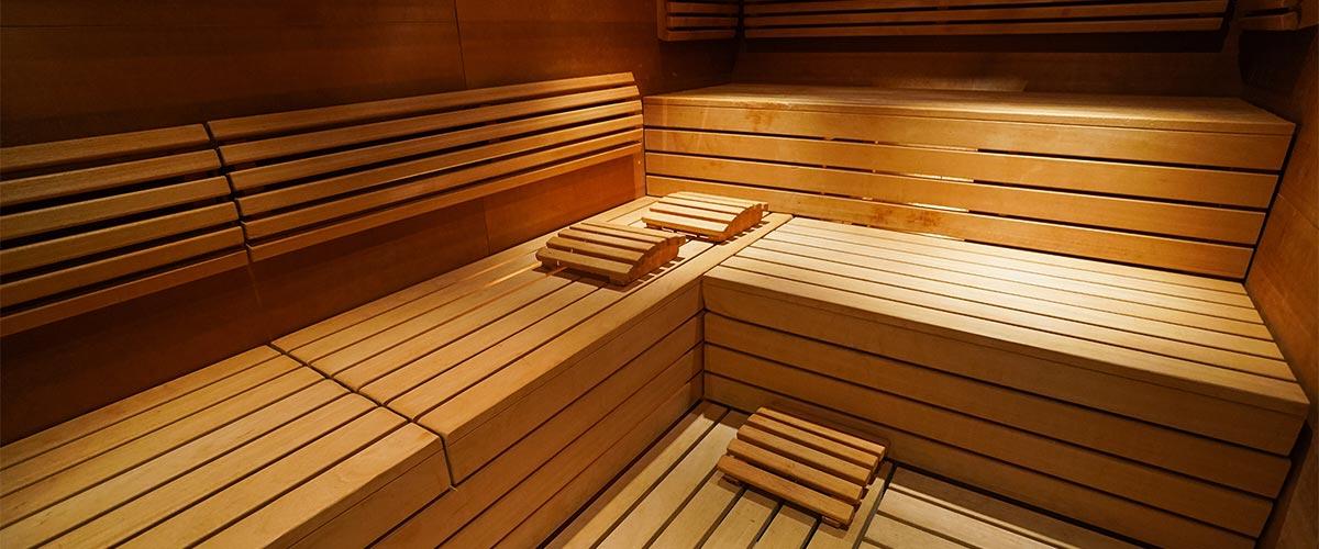 Sauna aus holz dreieich